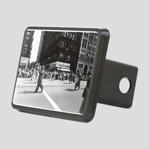 Clowns Downtown Rectangular Hitch Cover